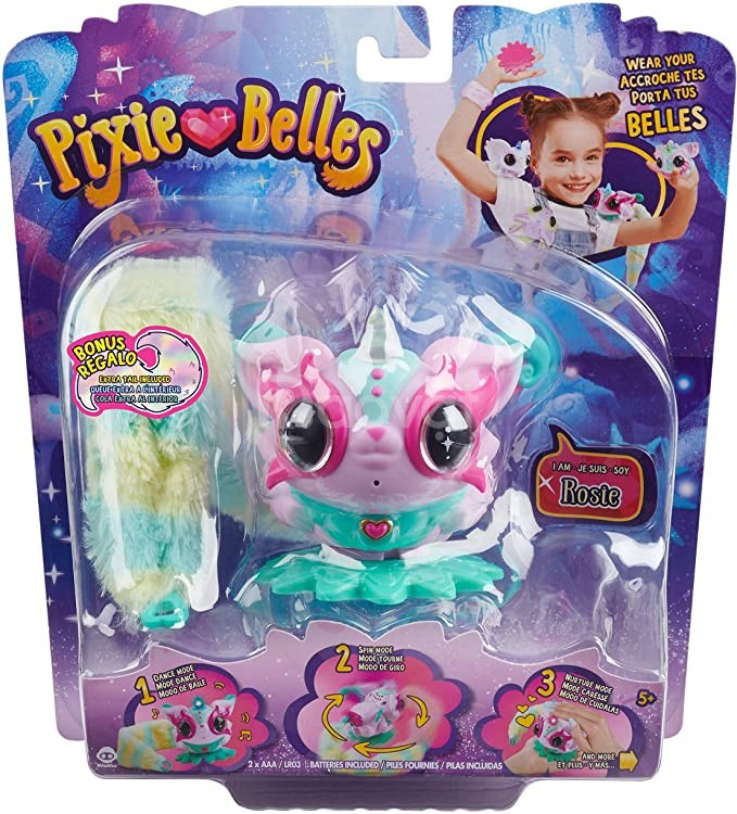 Pixie Belles - Rosie - Thú cưng tương tác cho bé yêu