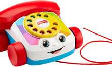 Đồ chơi điện thoại cổ điển cho bé của hãng Fisher Price