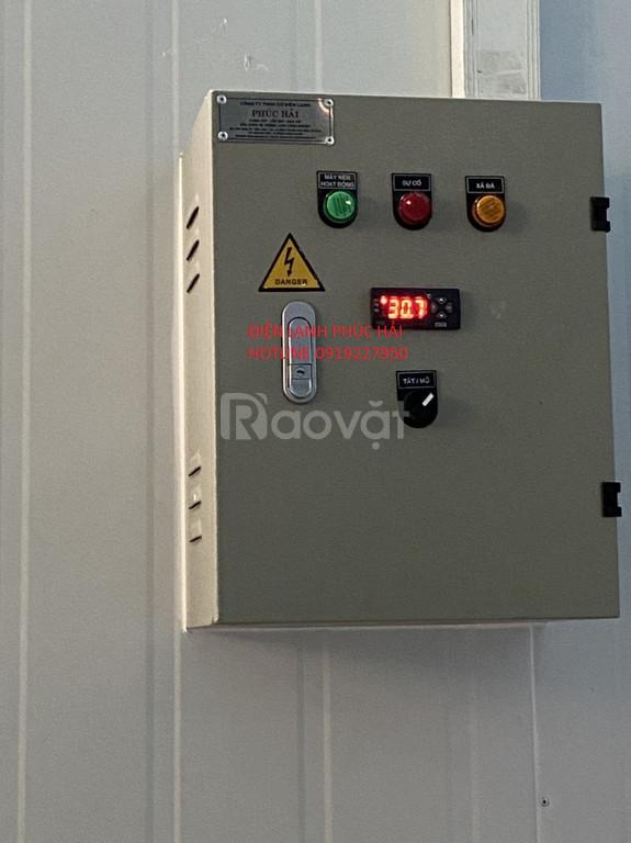 Lắp đặt hệ thống kho lạnh bảo quản thực phẩm tại tphcm