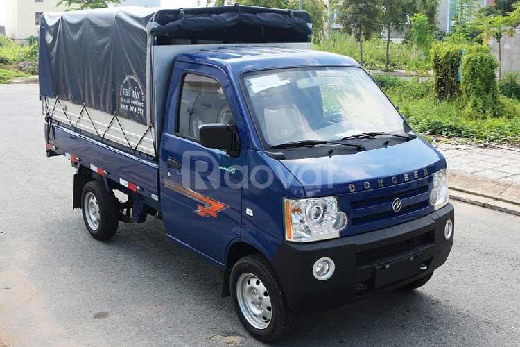 Mua xe tải nhỏ dưới 1 tấn Dongben (1021) giá nát