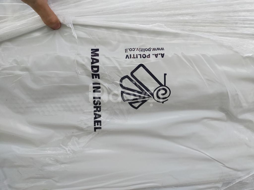 Bán lưới nhà kính, bán nilon che giàn lan, bán nẹp nhà kính, bán nẹp