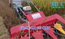 Mua máy gặt lúa xếp dãy An giang ở đâu giá rẻ chính hãng