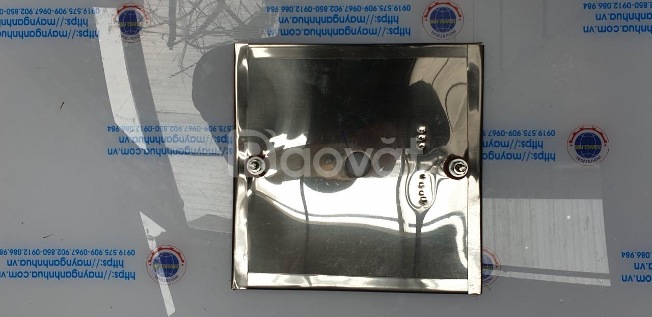 Điện trở ốp nhiệt bản hình chữ nhật điện áp 380v công suất 2kw