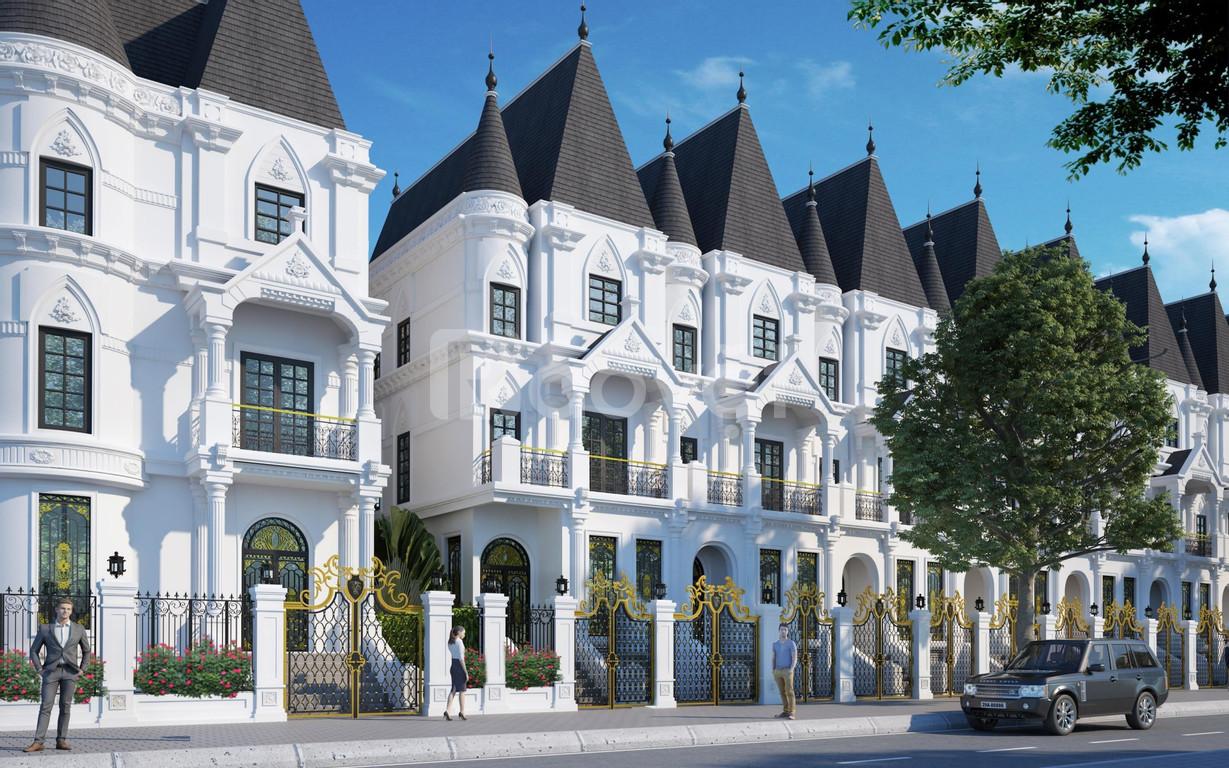 Bán biệt thự lâu đài phong cách châu Âu ngay  Phạm Văn Đồng
