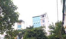 Nhà ngay gần Ngã Tư Sở 40m2*5 tầng nhỉnh 3 tỷ oto đỗ cửa.