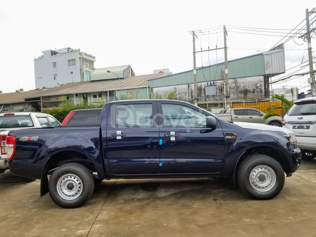 Ranger XL - Dưới 600tr sở hữu bán tải 2 cầu xe mới