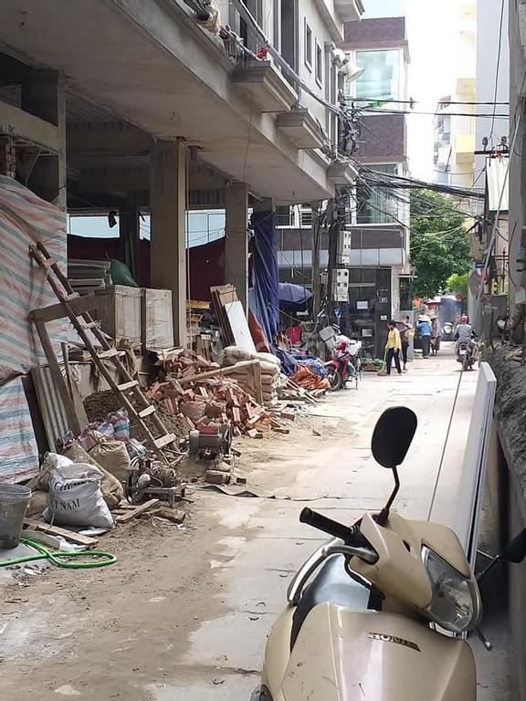 Bán nhà Hồ Tùng Mậu, Nam Từ Liêm, Hà Nội