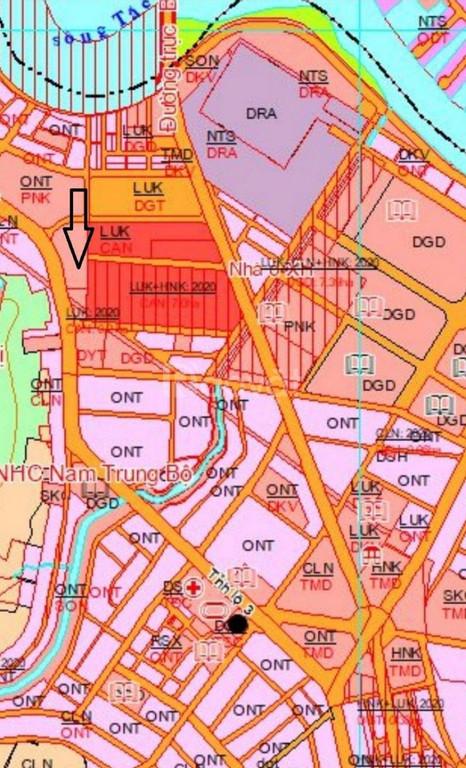 Bán đất ngay khu hành chính mới của Tỉnh Khánh Hòa 3xx triệu