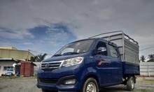 Xe tải Trường Giang T3 cabin kép 810kg 5 chỗ ngồi