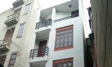 Bán nhà mới Nguyễn Trãi 50m2, mt 5m, 3,9 tỷ, 4PN