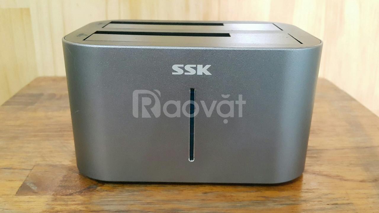 Đế cắm ổ cứng Docking SSK DK 100.