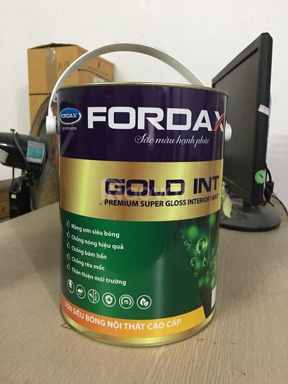 Tôi muốn kinh doanh sơn FORDAX