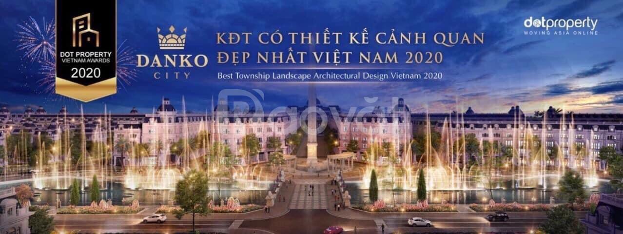 Bán đất nền phân lô Khu đô thị Danko City, TP - Thái Nguyên