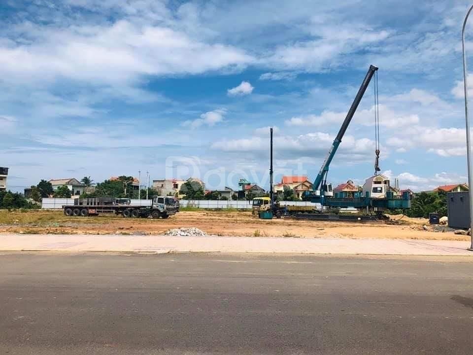 Chào bán lô Phú Hải giá tốt cho nhà đầu tư, 120m2, hướng sông