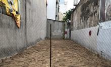 Bán đất HXH Bùi Quang Là, P12, Gò Vấp , 5x17m, SHR