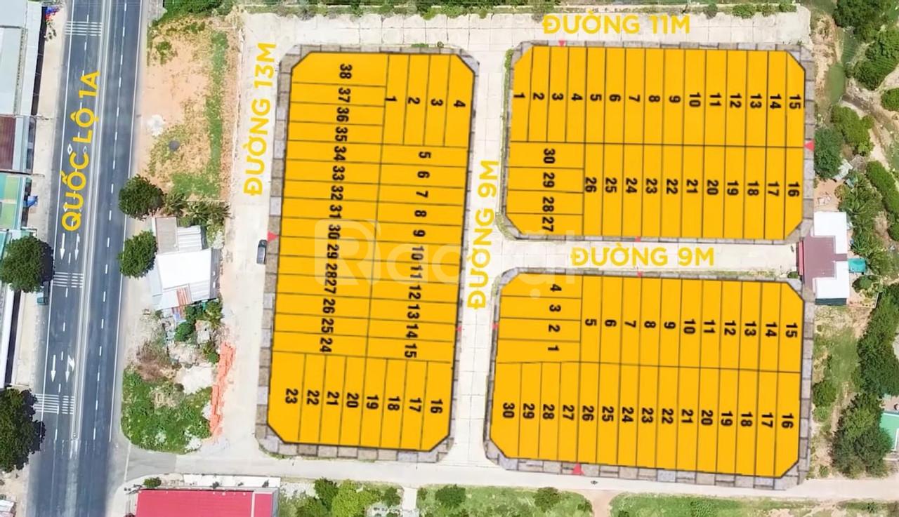 Chính chủ bán gấp lô đất đấu giá ngay đường vào cổng chính KCN