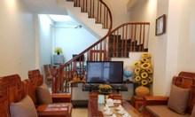 Nhà mới đẹp, ngõ thông thoáng, full nội thất, 40m2x4T
