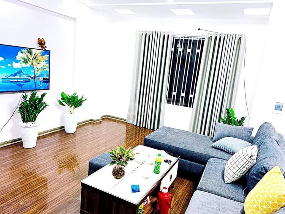 Phố Minh Khai nhà 5 tầng, ngõ thông kinh doanh 43m