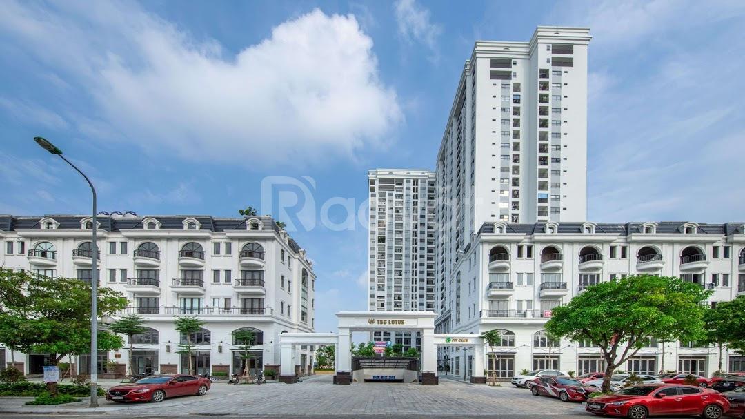 Suất ngoại giao chung cư TSG Lotus Sài Đồng