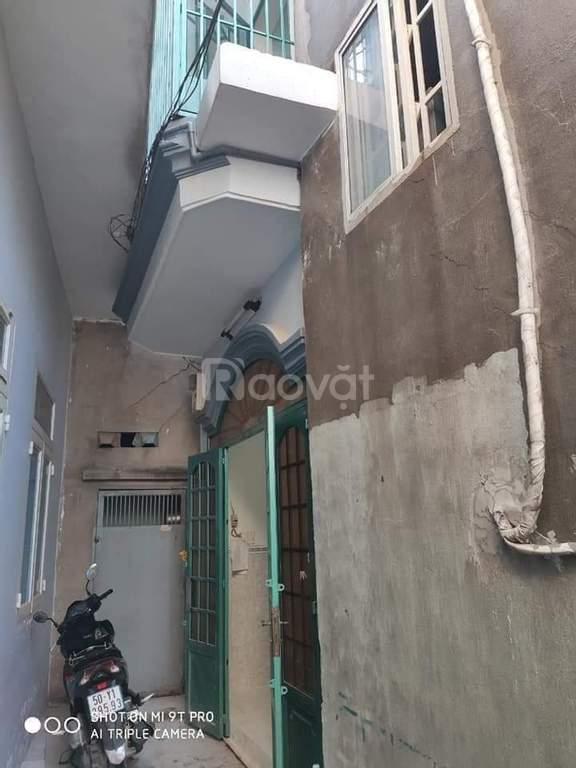 Bán nhà 1 trệt 1 lầu, Lê Văn Khương, Quận 12