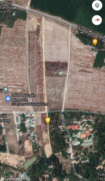 Bán đất thôn Phước Thành, xã Tân Hòa, BR-VT