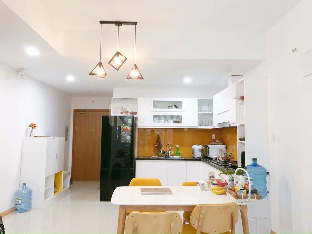 Cho thuê chung cư Jamona City 02 phòng ngủ, đầy đủ