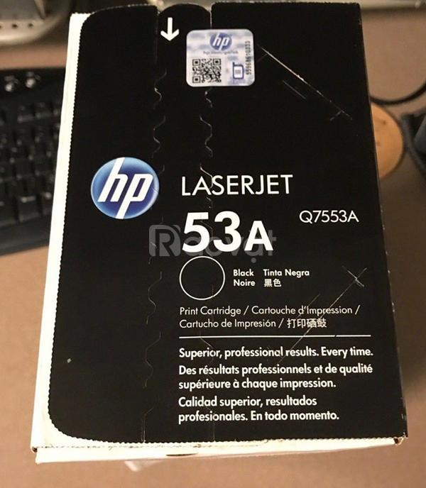 Hộp mực in 53A dùng cho máy in HP 2015