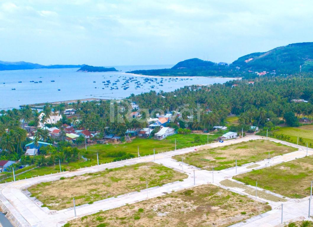 Bán 100m2 đất biển sổ đỏ Phú Yên giá chỉ 5 tr/m2