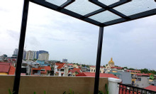 Bán nhà mới, hiện đại, mặt tiền rộng phố Xuân Đỉnh