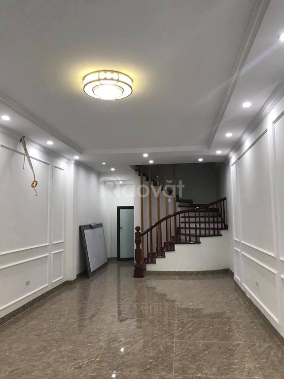 Bán nhà đẹp 6 tầng KĐT Văn Khê, 52m2