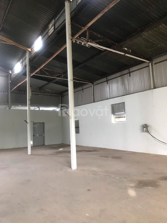 Cần bán 510m2 đất nhà kho, xưởng tại Quán Bế
