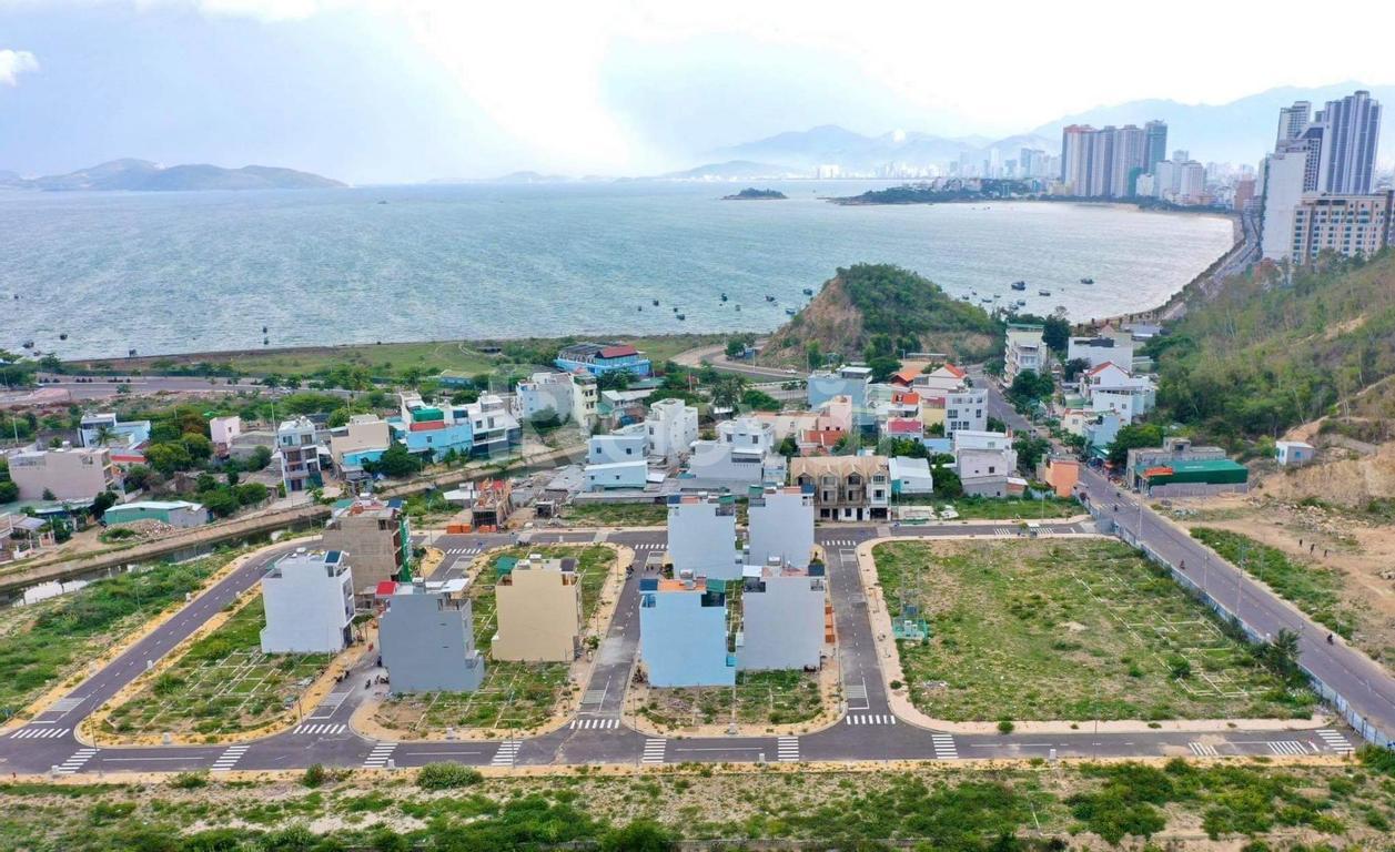 Đất nền đô thị ven biển Nha Trang