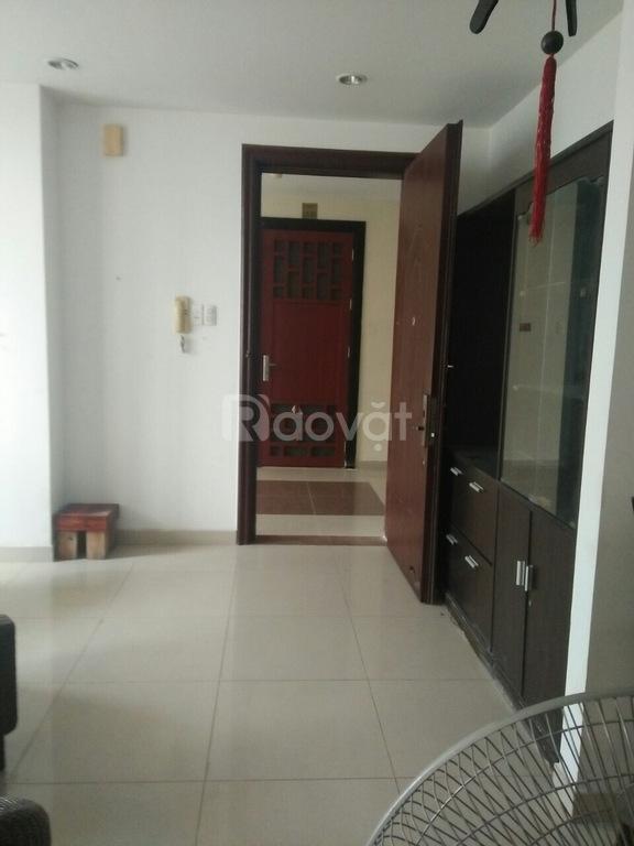 Cho thuê chung cư A view 3 phòng ngủ, nhà trống