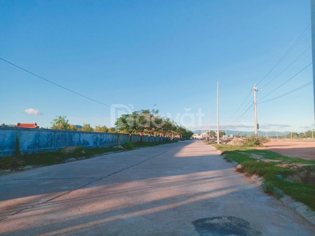 Đón đầu sóng hạ tầng cùng KDT Cẩm Văn, TX.An Nhơn