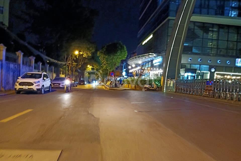 Nhà phố Phùng Chí Kiên 150m2 MT 8m