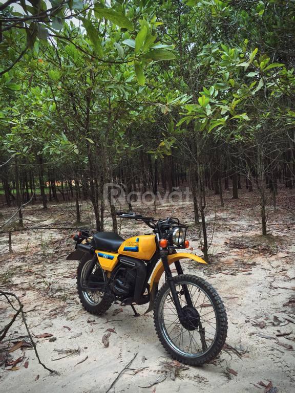 Bán Honda CBT lên tracker máy 200cc
