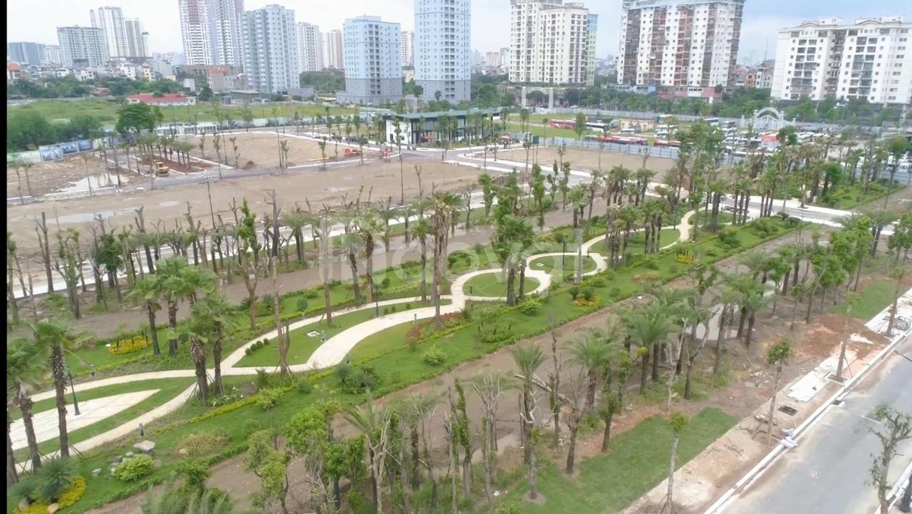 Liền kề, biệt thự Louis City Hoàng Mai chỉ từ 80tr