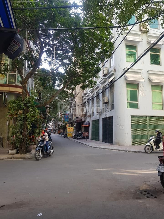 Bán nhà Thanh Xuân kinh doanh sầm uất lô góc