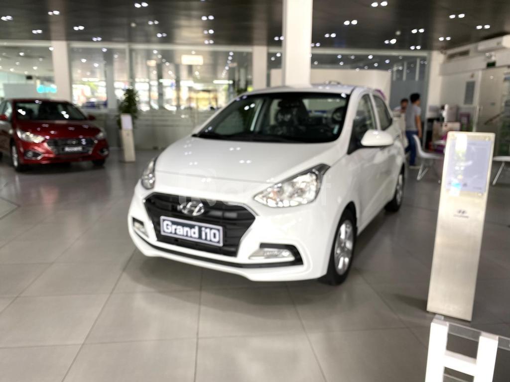 Hyundai i10 1.2AT đủ giá tốt tháng 9+ nhiều ưu đãi