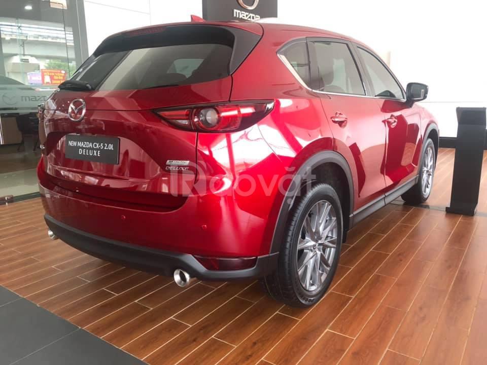 Bán xe mazda CX5 2.0L Deluxe màu đỏ giá 819 triệu