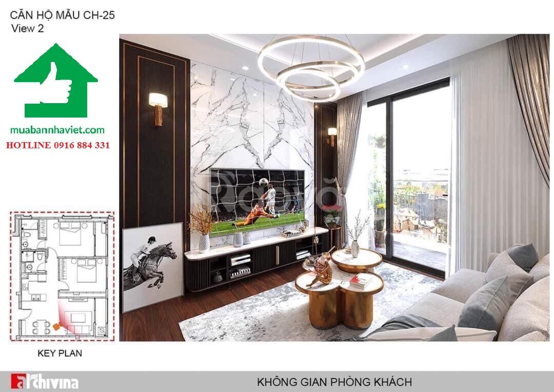 Căn hộ cao cấp 4sao chung cư 37 tầng tại Hải Phòng