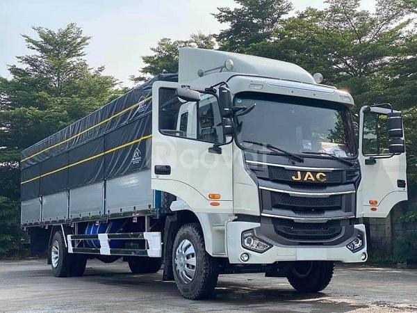 Xe tải jac 8t thùng 9m6, xe tải jac a5 thùng 9m6