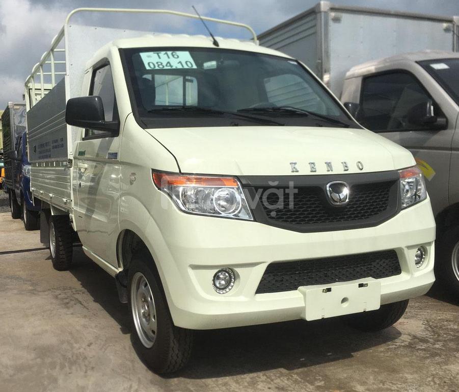 Cần mua xe tải nhỏ Kenbo 990kg thùng bạt giá rẻ