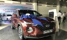 Hyundai Santafe 2.2 dầu cao cấp giảm giá tháng 9