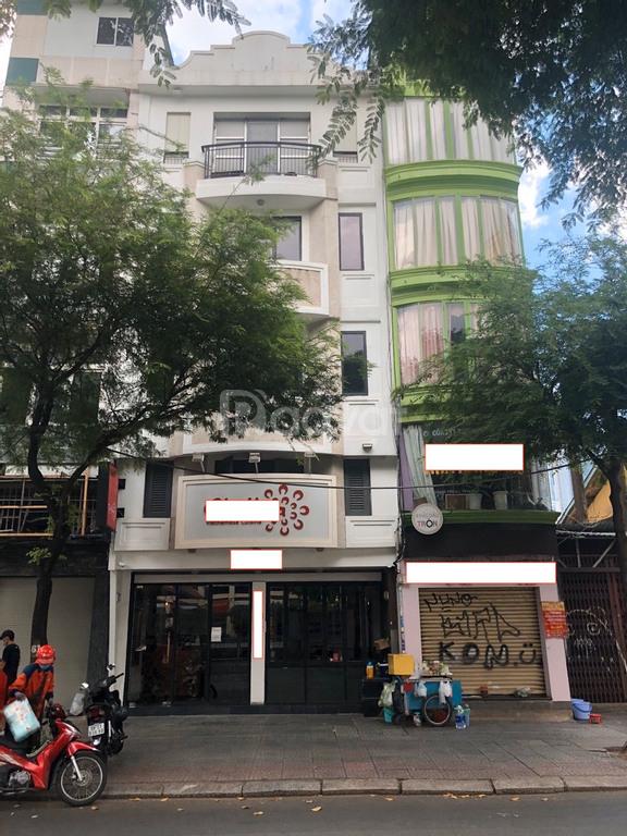 Bán nhà đường Trần Nhật Duật, phường TĐ, Quận 1