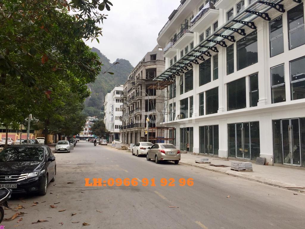 Dự án Việt Hàn bất động sản phố WALL Hạ Long mới