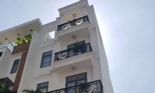 Bán nhà phố đẹp khu đồng bộ Thống Nhất Gò Vấp