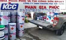 Bột trám trét sơn nước KCC Bình Dương