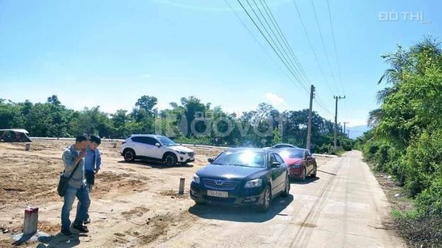 Bán đất sổ đỏ ven Nha Trang, gần cao tốc chỉ 220tr