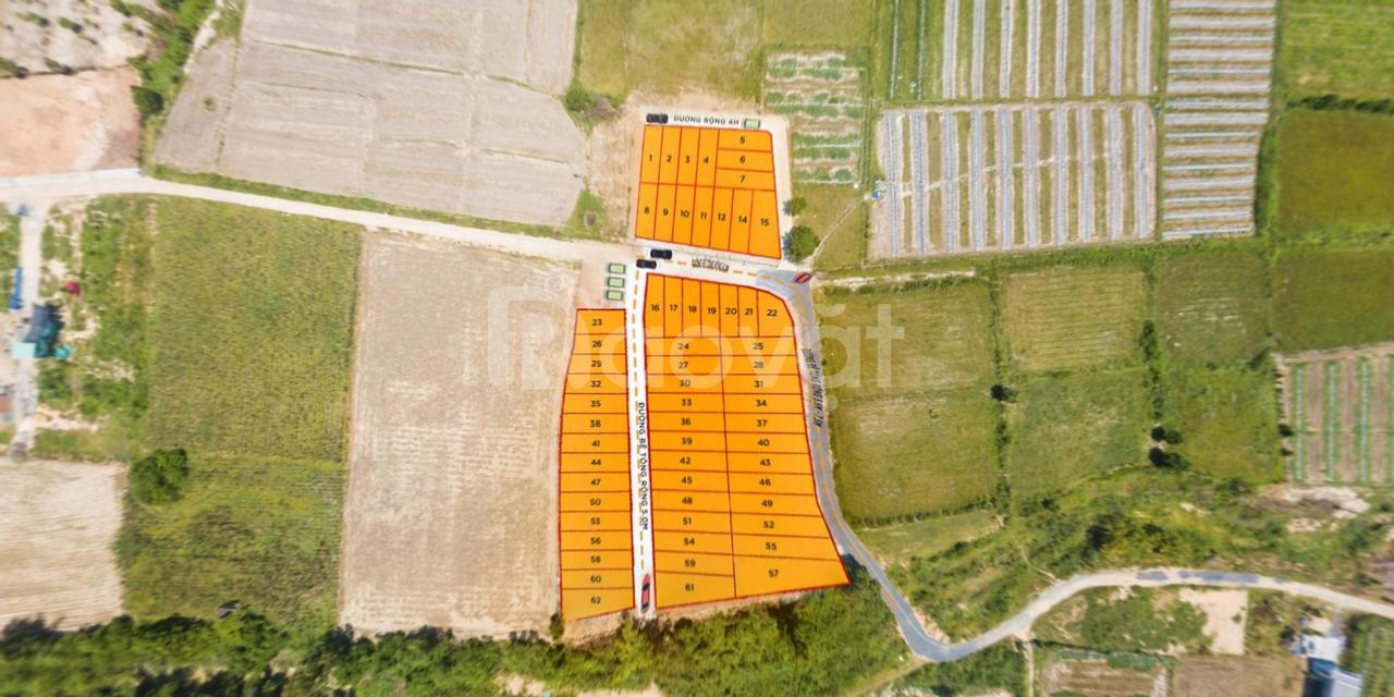 Đất nền diên Khánh, trung tâm chỉ 220tr/nền